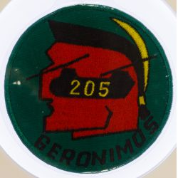 View 4: Neil Armstrong Owned 205th Geronimos Patch