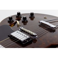 View 7: Gibson ES-335 TDW Walnut Electric Guitar