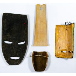 View 7: Tribal Style Mask Assortment
