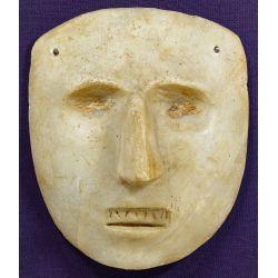 View 2: Pre-Columbian Stone Mask