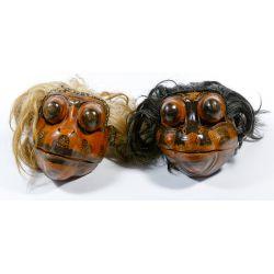 View 2: Tribal Mask Assortment