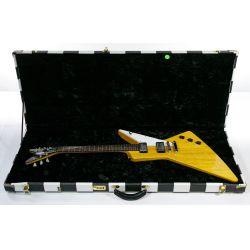 View 11: Hamer Rick Nielson Limited Edition Korina Explorer / Futura Guitar