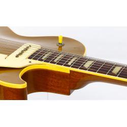 View 5: Gibson 1952 Les Paul Gold Top Guitar