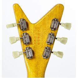 View 6: Hamer Rick Nielson Limited Edition Korina Explorer / Futura Guitar