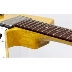 View 8: Hamer Rick Nielson Limited Edition Korina Explorer / Futura Guitar