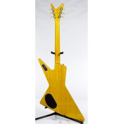 View 2: Hamer Rick Nielson Limited Edition Korina Explorer / Futura Guitar