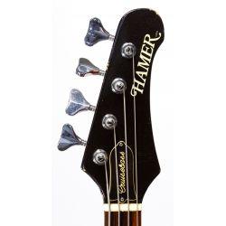 """View 5: Hamer 1982 """"Cruisebass"""" Bass Guitar"""