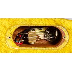 View 10: Hamer Rick Nielson Limited Edition Korina Explorer / Futura Guitar
