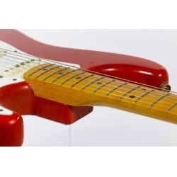 View 5: Fender Stratocaster Style Dakota Red Electric Guitar