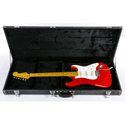 View 11: Fender Stratocaster Style Dakota Red Electric Guitar
