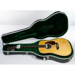 View 9: Martin 2003 HD-28 Natural Acoustic Guitar