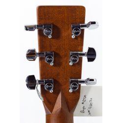 View 7: Martin 2003 HD-28 Natural Acoustic Guitar