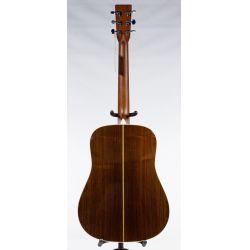 View 2: Martin 2003 HD-28 Natural Acoustic Guitar