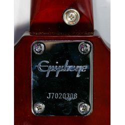 View 8: Gibson Epiphone Les Paul Junior Guitar