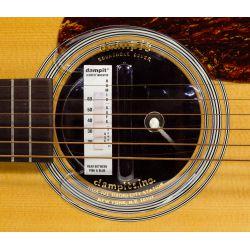 View 8: Martin 2003 HD-28 Natural Acoustic Guitar