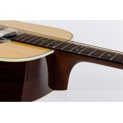 View 5: Martin 2003 HD-28 Natural Acoustic Guitar