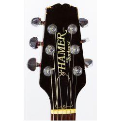 View 6: Hamer 1979 Sunburst Electric Guitar