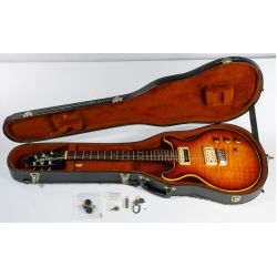 View 14: Hamer 1979 Sunburst Electric Guitar