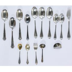 View 3: Sterling Silver and Silverplate Assortment