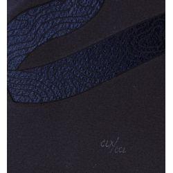 "View 4: Erte (Romain de Tirtoff) (Russian / French, 1892-1990) ""Gala"" Embossed Serigraph"