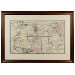 View 2: 19th Century United States Engraved Maps