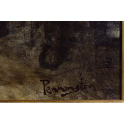 View 3: Jim Pennington (American, b.1972) Oil on Panel