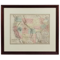 View 3: 19th Century United States Engraved Maps