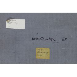"View 7: Evan Charlton (English, 1904-1984) ""The Geologist"" Oil on Masonite"
