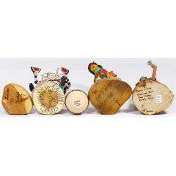 View 2: Native American Kachina Figurine Assortment