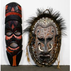 View 4: Multi-Cultural Mask Assortment