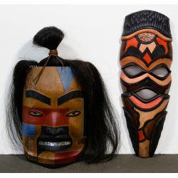 View 3: Multi-Cultural Mask Assortment