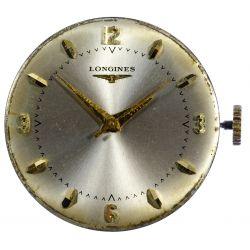 View 2: Longines 14k Gold Case Wrist Watch