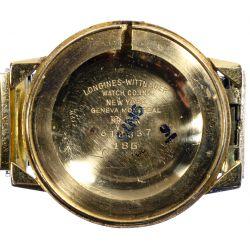 View 4: Longines 14k Gold Case Wrist Watch