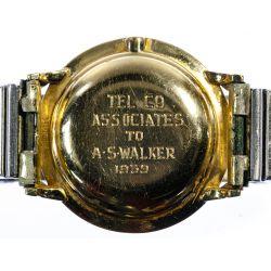 View 5: Longines 14k Gold Case Wrist Watch