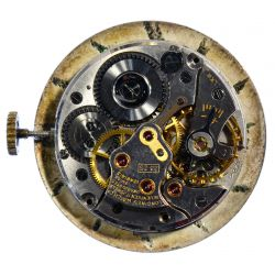 View 3: Longines 14k Gold Case Wrist Watch