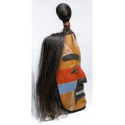 View 7: Multi-Cultural Mask Assortment