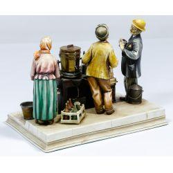 "View 2: Antonio Borsato ""Cafe Espresso"" Figurine"