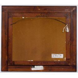 "View 6: Eduardo Ungar (Argentine, b.1947) ""El Bar II"" Acrylic on Masonite"