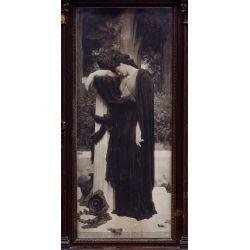 View 2: Victorian Triptych Mantel Decoration