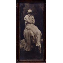 View 4: Victorian Triptych Mantel Decoration