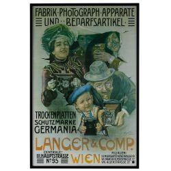 View 3: European Advertising Poster Assortment