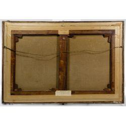 """View 7: Edmund Morrison Wimperis (English, 1835-1900) """"Summer Landscape After Rain"""" Oil on Canvas"""
