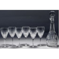 """View 3: Waterford Crystal """"Carina"""" Stemware Assortment"""