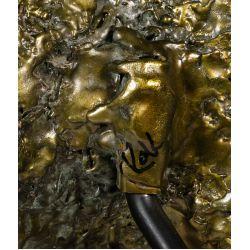 View 5: Rock Richardson (American, 20th Century) Bronze Figure