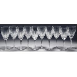 """View 2: Waterford Crystal """"Carina"""" Stemware Assortment"""