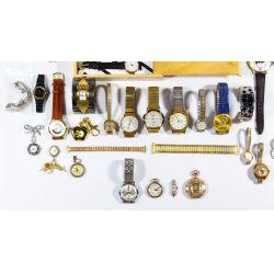 View 3: Pocket and Wrist Watch Assortment
