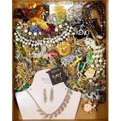 View 2: Rhinestone Jewelry Assortment