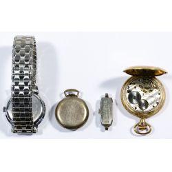 View 6: Pocket and Wrist Watch Assortment