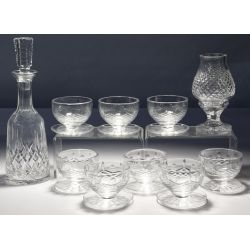 View 3: Waterford, St. Louis and Daum Crystal Assortment