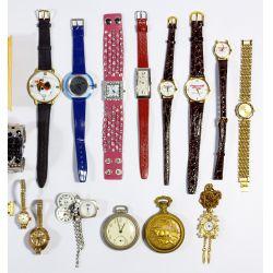 View 4: Pocket and Wrist Watch Assortment